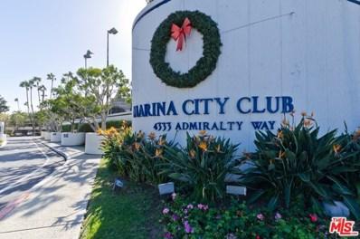 4314 Marina City UNIT 516, Marina del Rey, CA 90292 - MLS#: 18361248