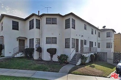 4700 W 21 Street, Los Angeles, CA 90016 - MLS#: 18361340
