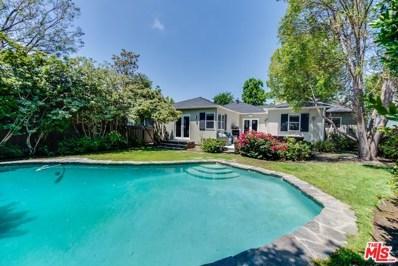 4616 Longridge Avenue, Sherman Oaks, CA 91423 - MLS#: 18361358