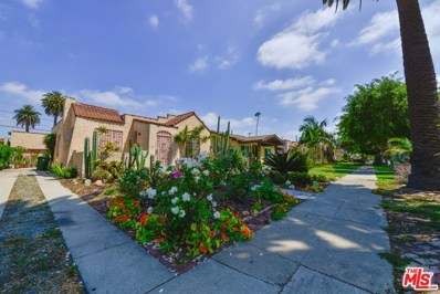 2306 S ORANGE Drive, Los Angeles, CA 90016 - MLS#: 18361464
