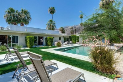 1054 E SAN LUCAS Road, Palm Springs, CA 92264 - MLS#: 18361466PS