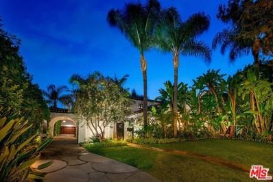 511 N SIERRA Drive, Beverly Hills, CA 90210 - MLS#: 18361544