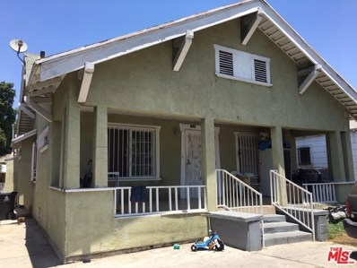 329 W 47TH Street, Los Angeles, CA 90037 - MLS#: 18361548