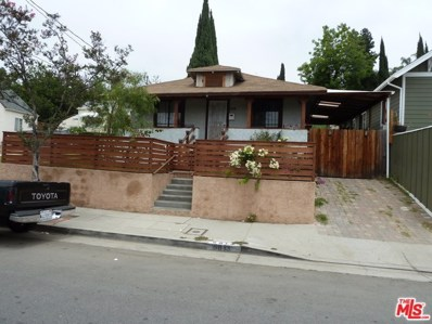 5813 MERIDIAN Street, Los Angeles, CA 90042 - MLS#: 18361586