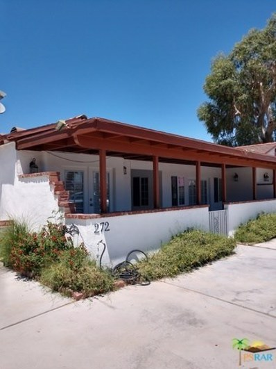 272 W Via Olivera UNIT 1, Palm Springs, CA 92262 - MLS#: 18361690PS