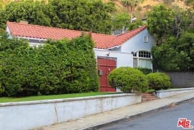 1859 N Curson Avenue, Los Angeles, CA 90046 - MLS#: 18361876