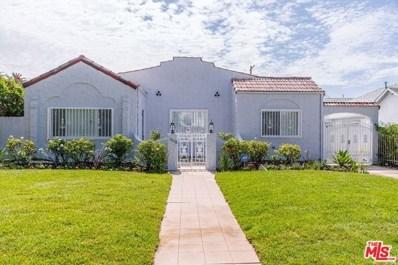 1008 S LUCERNE, Los Angeles, CA 90019 - MLS#: 18361960