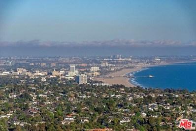 1060 VISTA GRANDE Drive, Pacific Palisades, CA 90272 - MLS#: 18361988
