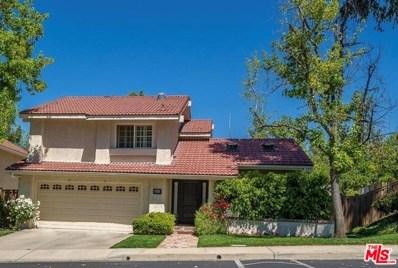 6805 PALA MESA Drive, Oak Park, CA 91377 - MLS#: 18362006