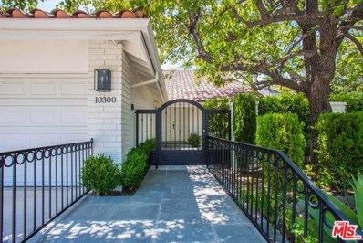 10300 BRIARWOOD Drive, Los Angeles, CA 90077 - MLS#: 18362560