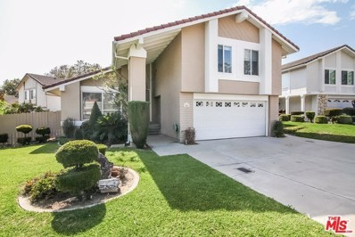1501 AWLSBURY Circle, Fullerton, CA 92833 - MLS#: 18362634