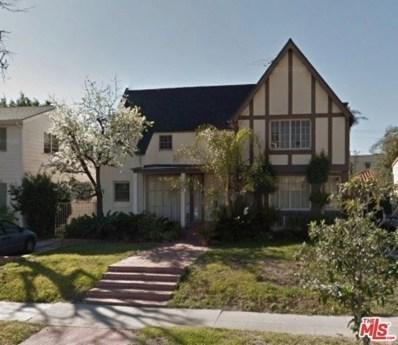 435 N MANSFIELD Avenue, Los Angeles, CA 90036 - MLS#: 18362672