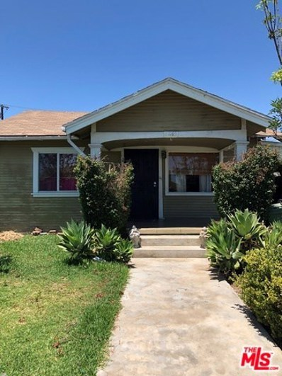 1215 W 84TH Street, Los Angeles, CA 90044 - MLS#: 18362742