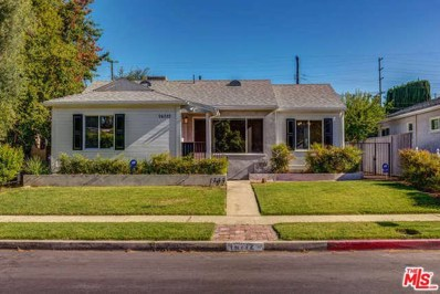 16712 McCormick Street, Encino, CA 91436 - MLS#: 18362794