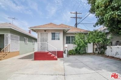 2615 W 17TH Street, Los Angeles, CA 90019 - MLS#: 18363058