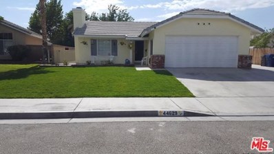 44629 Tarragon Drive, Lancaster, CA 93536 - MLS#: 18363276