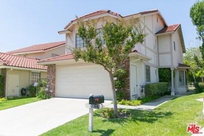 12227 SHADY HOLLOW Lane, Northridge, CA 91326 - MLS#: 18363364