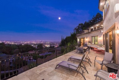 1650 MARLAY Drive, Los Angeles, CA 90069 - MLS#: 18363532