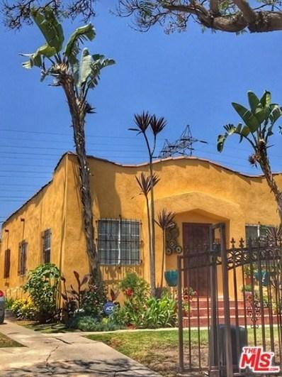 2563 S Spaulding Avenue, Los Angeles, CA 90016 - MLS#: 18363648