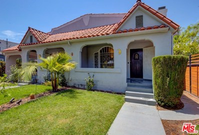1925 Hauser, Los Angeles, CA 90016 - MLS#: 18363970