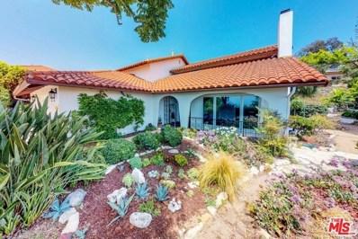 6632 Locklenna Lane, Rancho Palos Verdes, CA 90275 - MLS#: 18364048