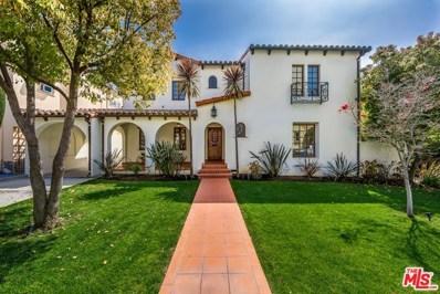 6132 Warner Drive, Los Angeles, CA 90048 - MLS#: 18364096