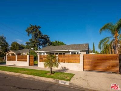 5346 BELLAIRE Avenue, Valley Village, CA 91607 - MLS#: 18364298