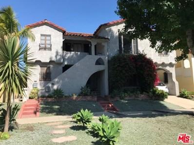 1132 S Crescent Heights Boulevard, Los Angeles, CA 90035 - MLS#: 18364328