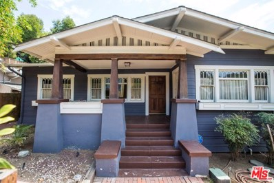6344 Primrose Avenue, Los Angeles, CA 90068 - MLS#: 18364474