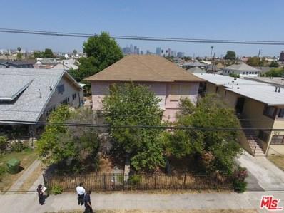 1134 S HARVARD Boulevard, Los Angeles, CA 90006 - MLS#: 18364488