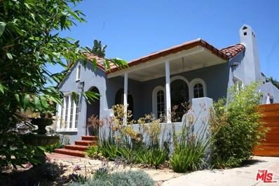 516 N MANSFIELD Avenue, Los Angeles, CA 90036 - MLS#: 18364656