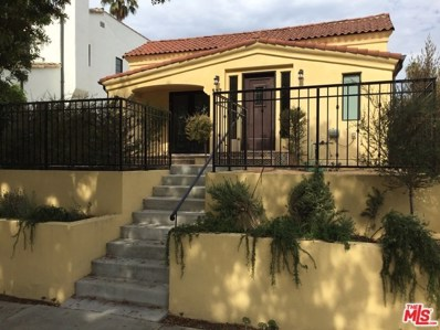 517 N Orange Drive, Los Angeles, CA 90036 - MLS#: 18364692