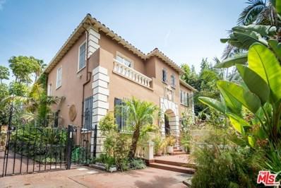 644 S HIGHLAND Avenue, Los Angeles, CA 90036 - MLS#: 18364798