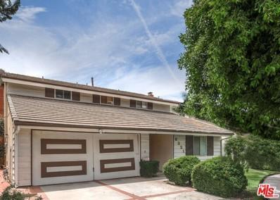 6321 BALCOM Avenue, Encino, CA 91316 - MLS#: 18364830