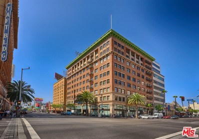 1645 VINE Street UNIT 513, Los Angeles, CA 90028 - MLS#: 18364880