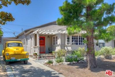 8313 WESTLAWN Avenue, Los Angeles, CA 90045 - MLS#: 18364984