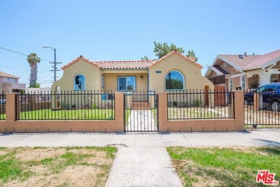 1600 W 79TH Street, Los Angeles, CA 90047 - MLS#: 18365120
