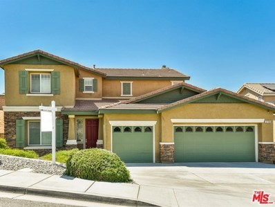 37135 PAINTBRUSH Drive, Palmdale, CA 93551 - MLS#: 18365134