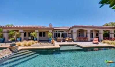 4 TOSCANA Way, Rancho Mirage, CA 92270 - MLS#: 18365146PS