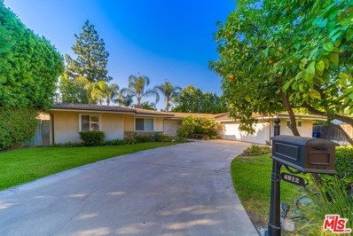 4912 LIBBIT Avenue, Encino, CA 91436 - MLS#: 18365320