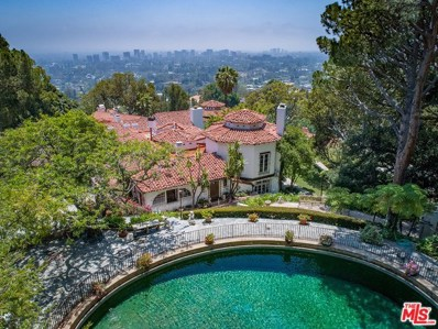 1500 SEABRIGHT Place, Beverly Hills, CA 90210 - MLS#: 18365552