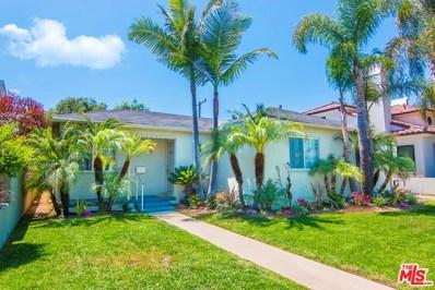 1605 FAYMONT Avenue, Manhattan Beach, CA 90266 - MLS#: 18365678
