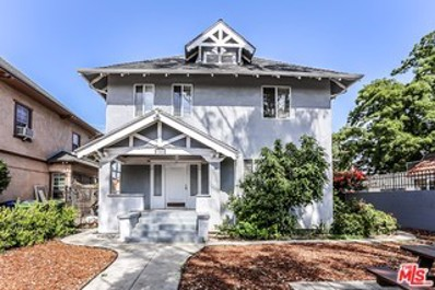1218 MAGNOLIA Avenue, Los Angeles, CA 90006 - MLS#: 18365832