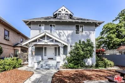1218 MAGNOLIA Avenue, Los Angeles, CA 90006 - MLS#: 18365832