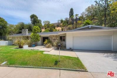 3500 GREEN VISTA Drive, Encino, CA 91436 - MLS#: 18365980