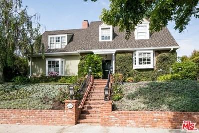 527 HILLGREEN Drive, Beverly Hills, CA 90212 - MLS#: 18365998