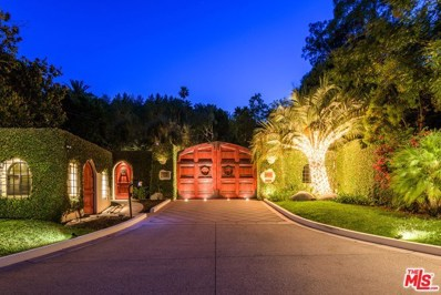 2727 BENEDICT CANYON Drive, Beverly Hills, CA 90210 - MLS#: 18366328