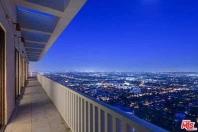 9255 DOHENY Road UNIT PH1AND2, West Hollywood, CA 90069 - MLS#: 18366396