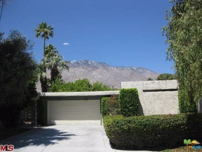 587 N Saturmino Drive, Palm Springs, CA 92262 - #: 18366470PS