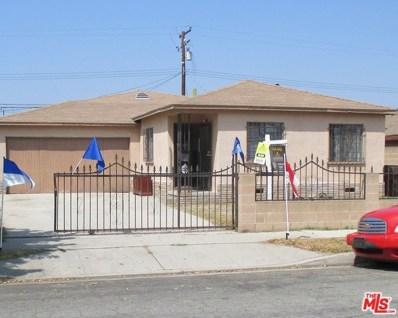 909 W 138TH Street, Compton, CA 90222 - MLS#: 18366488